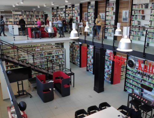 Stacja Kultura – wizyta wnajpiękniejszej bibliotece świata.